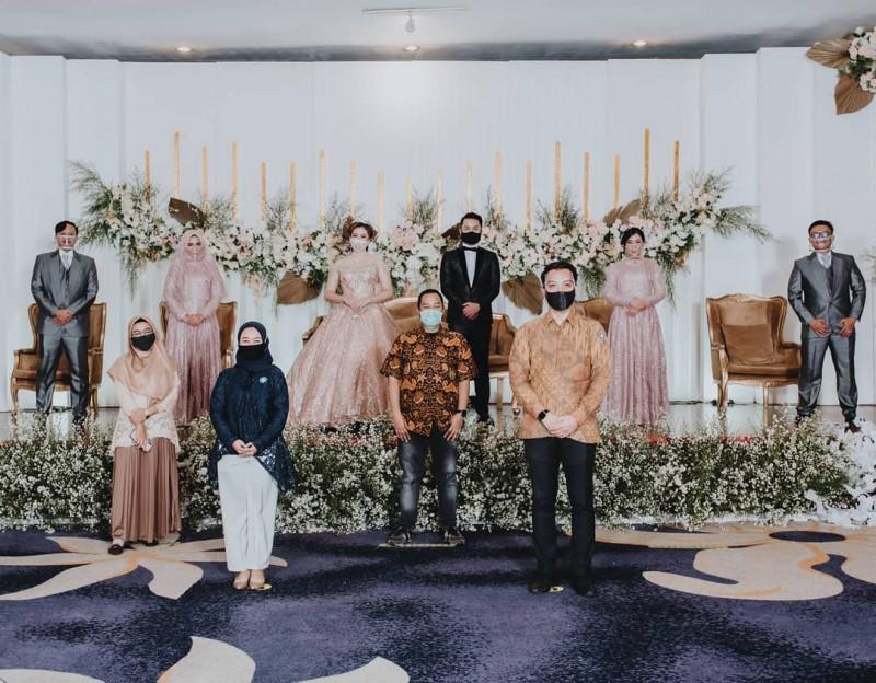 Simulasi Wedding HIS LIPI Simulasiweddingnewnormaljakarta Simulasiwedding Hislipi